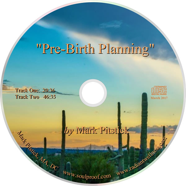 Pre-Birth Planning CD